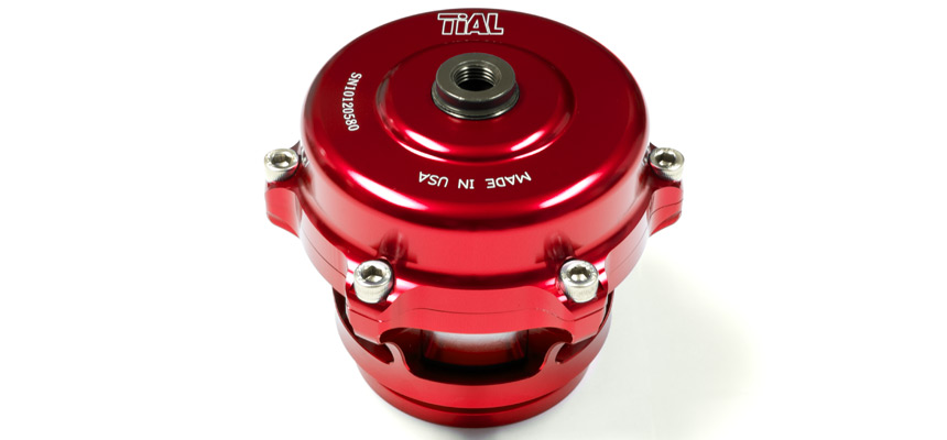 TiAL 50mm Blow Off Valve : Brutal Speed and Tuning